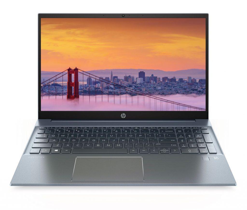 HP Pavilion 15 with AMD Ryzen 4000U APUs launched
