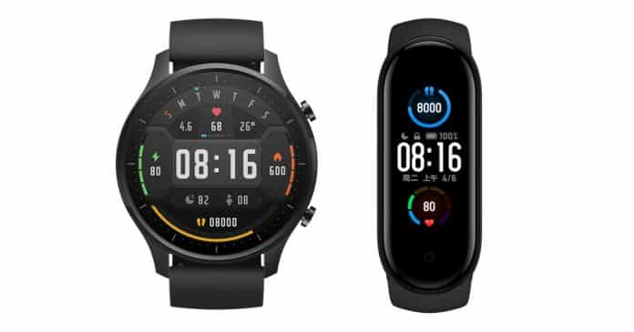 Mi Watch Revolve and Mi Band 5 are prepared its way to India_TechnoSports.co.in