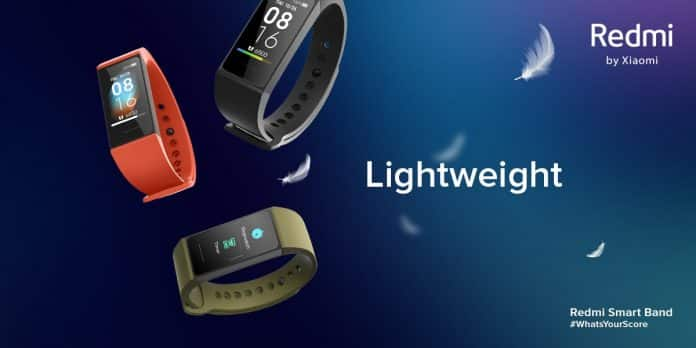 Redmi Smart Band aka Redmi Band (of China) launched in India_TechnoSPorts.co.in