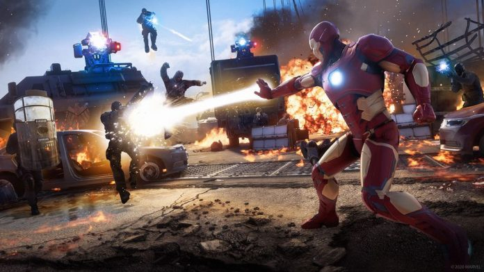 Square Enix's Marvel Avengers becomes one of the most downloaded betas in Play Station History__TechnoSports.co.in