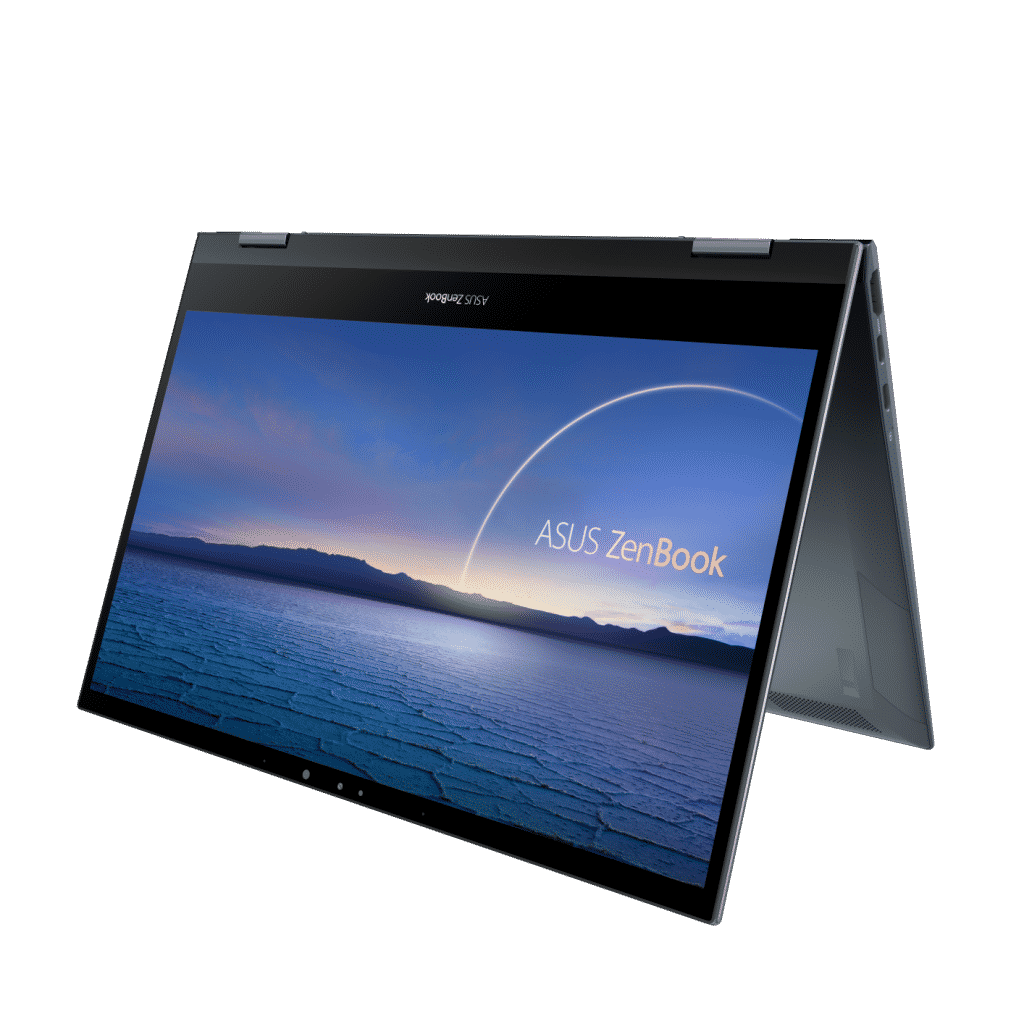 ASUS launches new ZenBook series with latest Tiger Lake processors