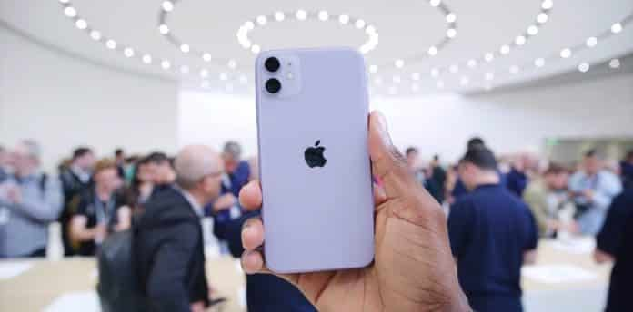 iPhone 11 was the best-selling smartphone of H1 2020