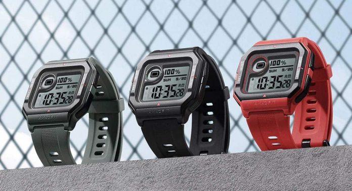 Amazfit Neo Smartwatch - 1_TechnoSports.co.in