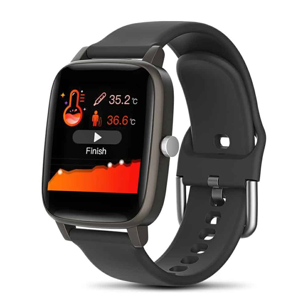 Pulse Smart Watch that detects COVID symptoms launched by Hammer