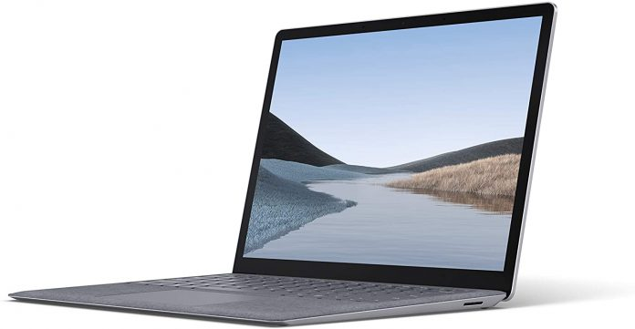 Microsoft Surface Laptop 3 discounted on Amazon even before Black Friday