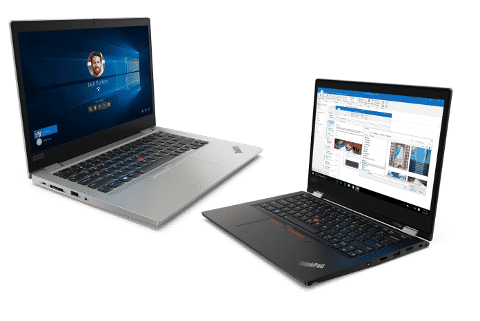 Lenovo ThinkPad L13 Gen 2 and L13 Yoga Gen 2 is Released, Powered by Intel Tiger Lake_TechnoSports.co.in