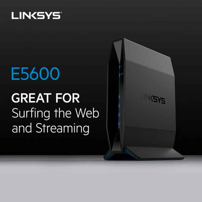 Linksys India Launches the New Budget-Friendly E5600 Wifi 5 Router