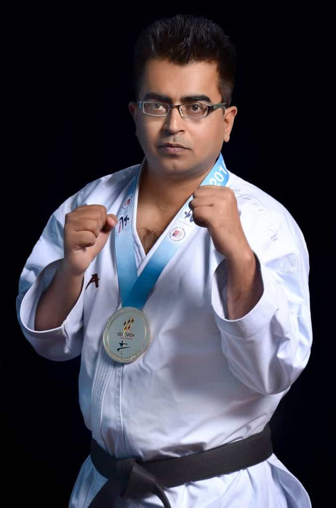 Karate Association of India Appoints Yashpal Kalsi as Sports Commission Chairman