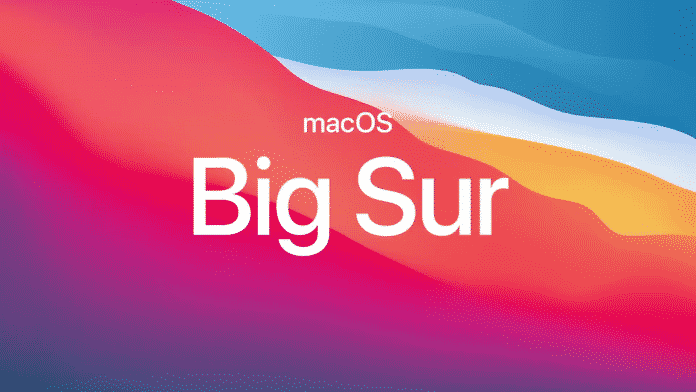 Apple is now accepting apps updates for its macOS Big Sur
