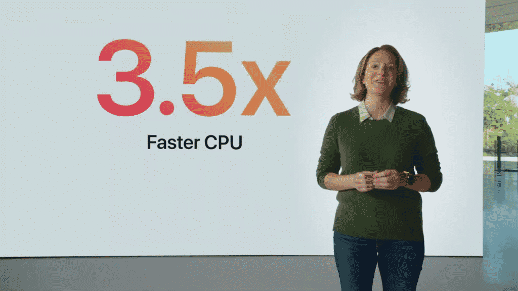 GPU speeds up to 5x faster