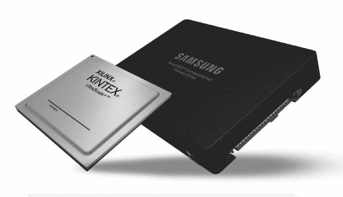 Samsung & Xilinx brings new SmartSSD Computational Storage Drive