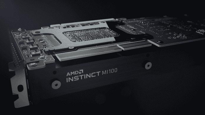 AMD announces new Instinct MI100 accelerator