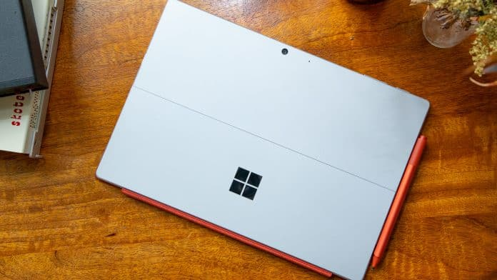 Surface Pro 8 is Spotted Again with Similar Design, but Improved Memory and GPU_TechnoSports.co.in