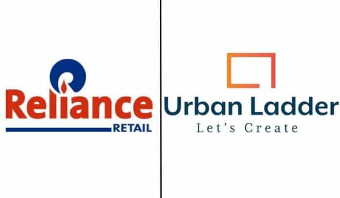 Urban Ladder now comes under Reliance Retail Venture_TechnoSports.co.in
