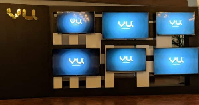 Vu TVs are back in stocks on Amazon_TechnoSports.co.in