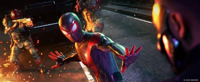Marvel's Spider-Man sold over 20 million units