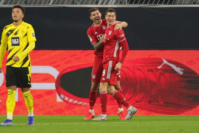 Bayern Munich win ninth consecutive Bundesliga