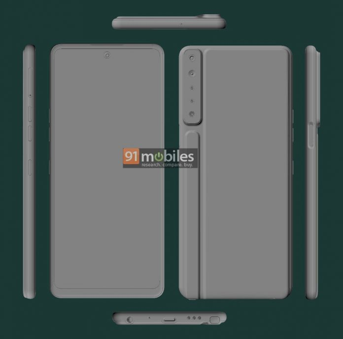 LG Stylo 7 CAD renders revealed the design of the phone
