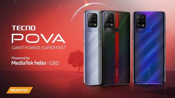 Tecno POVA is going to launch in India on December 4