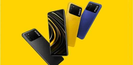 POCO M3 renders shows rear-panel design like OnePlus 8T Cyberpunk 2077 Edition