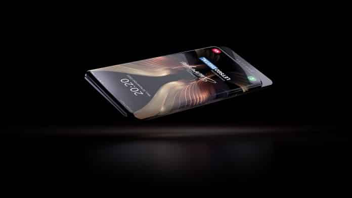 You will be amazed to see this Futuristic phone made by Samsung