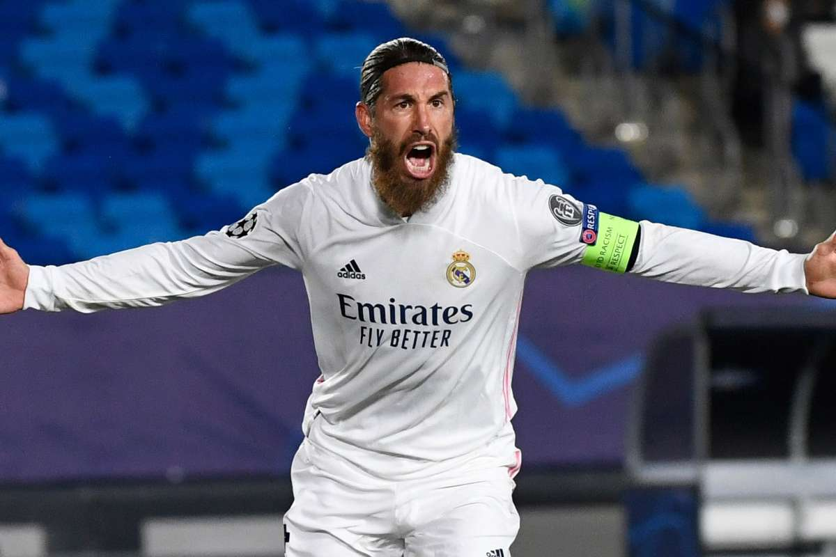 Sergio Ramos - Real Madrid contract talks on hold