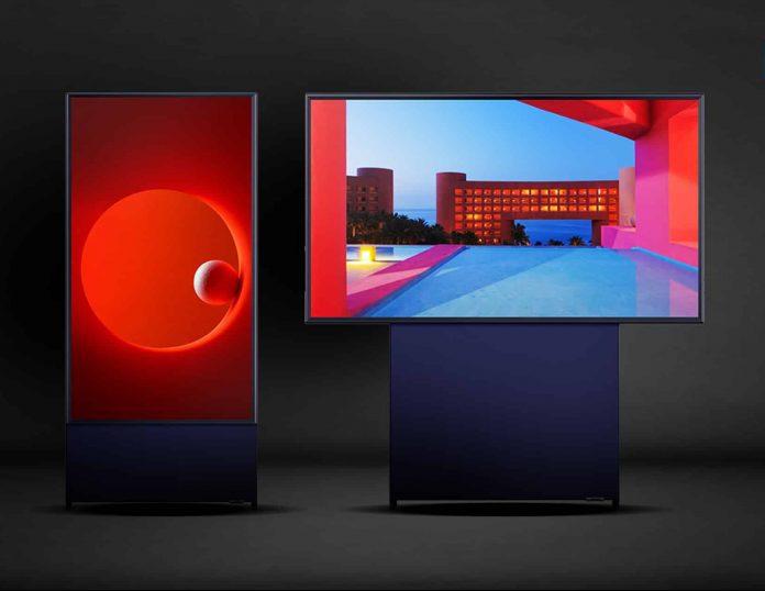Samsung Sero 4K QLED TV arrives in India at Rs. 1,24,990