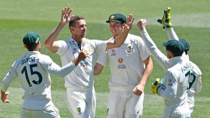 India suffered a huge 8 wicket loss against Australia.
