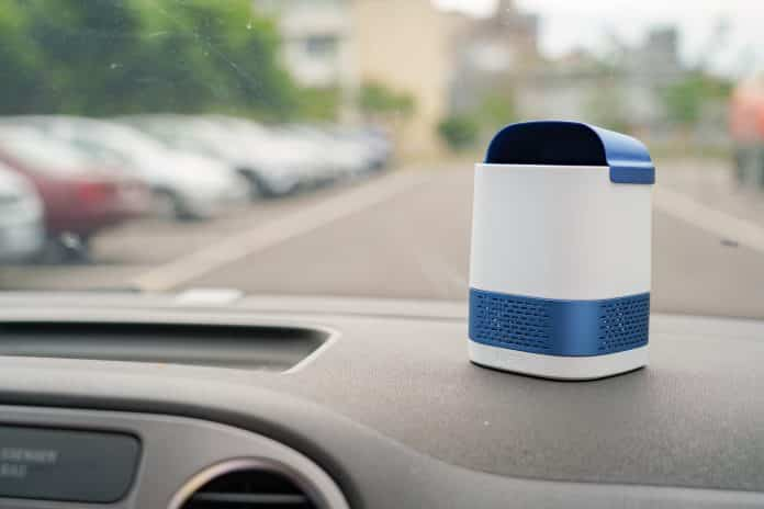 The personal air purifier you can take anywhere - the LUFT Duo -launches worldwide at CES 2021