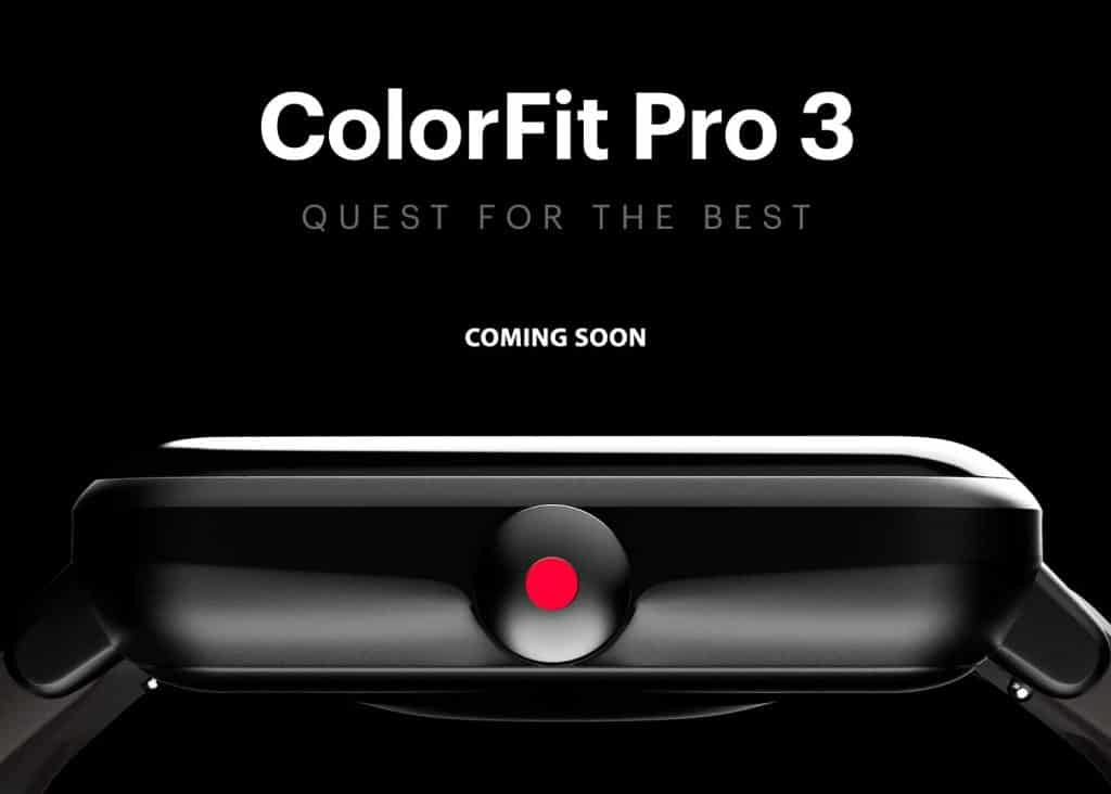 Noise ColorFit Pro 3 - 2__TechnoSports.co.in