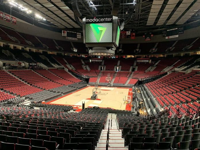 Portland are keeping their practice facility closed for deep cleaning.