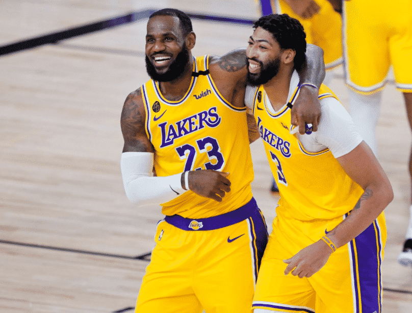 LeBron James and Anthony Davis will be having high expectations for the coming seasons.