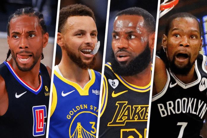 The 2020-2021 NBA season has officially started.