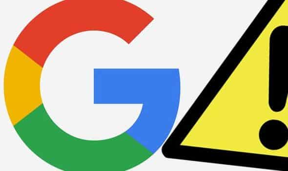 YouTube and some of the Google Services are down for now_TechnoSports.co.in