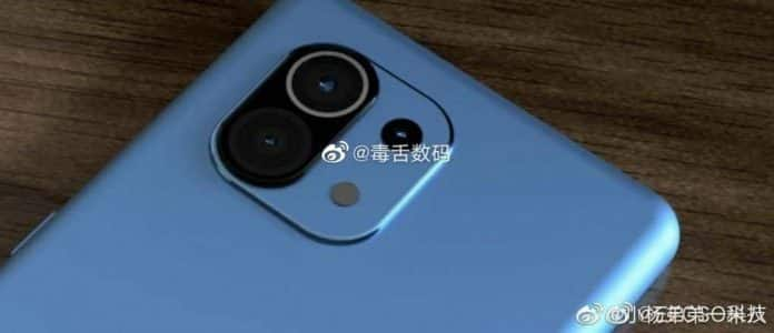 Xiaomi Mi 11 render reveals curved edge display and triple rear camera module