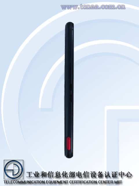 ASUS ROG Phone 5 - Left_TechnoSports.co.in
