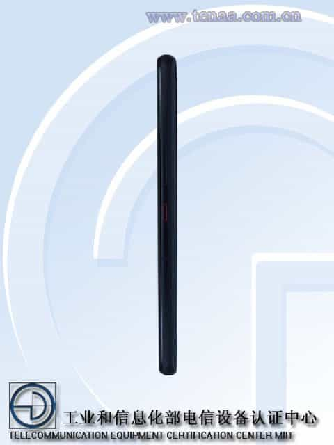 ASUS ROG Phone 5 - Right_TechnoSports.co.in