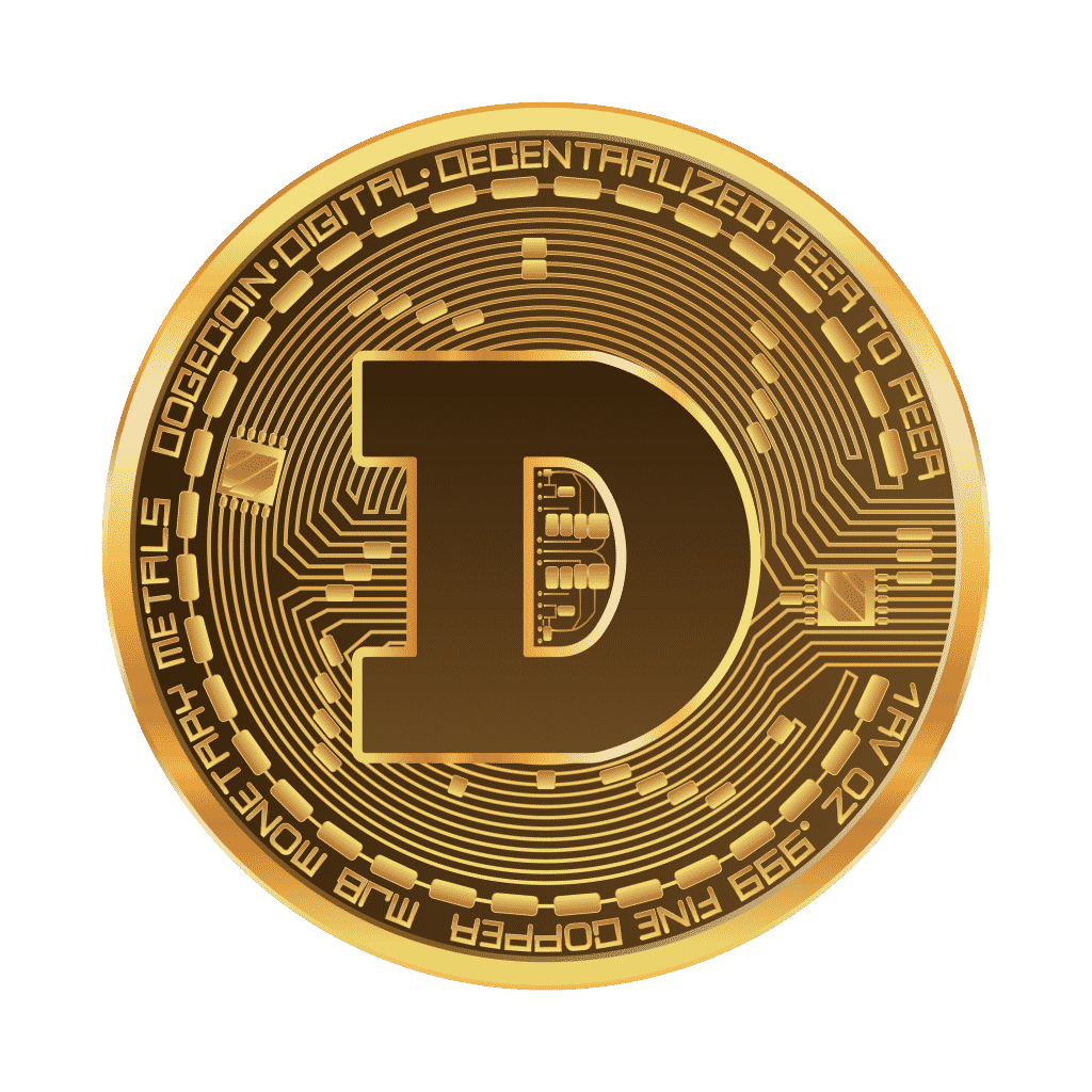 Dogecoin's value rises as much as 80% as Bitcoin slows down