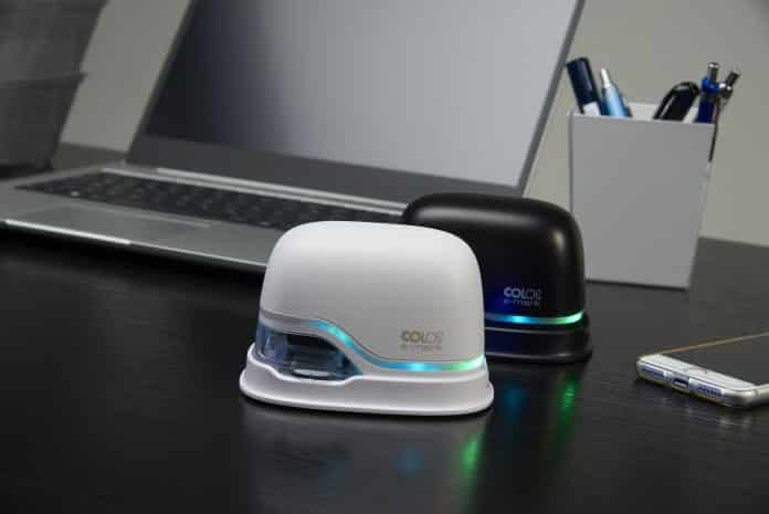 CES 2021: The world's first mobile printer COLOP e-mark is here