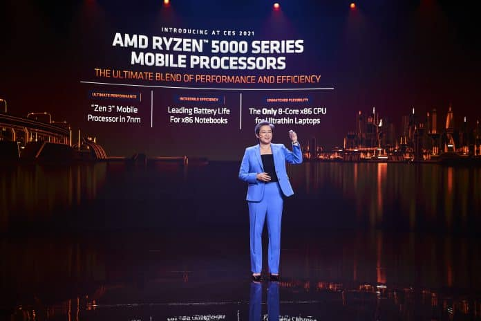 AMD will share the vision for the future of computing