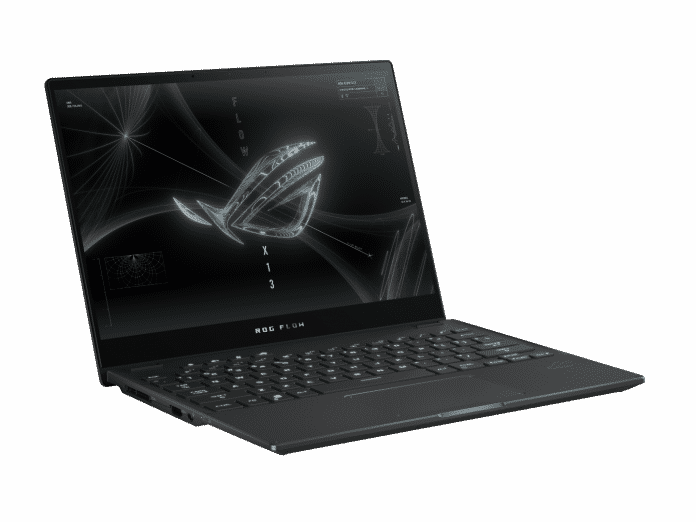 Asus launched its ROG Flow X13 2-in-1 Ultrabook and XG Mobile external GPU