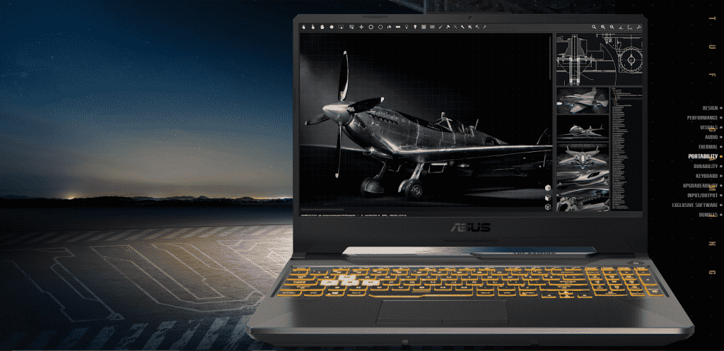 The 2021 ASUS TUF Gaming A15 with up to AMD Ryzen 7 5800H & RTX 3070 launched