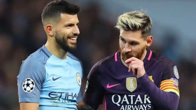 FC Barcelona want Aguero in a free transfer