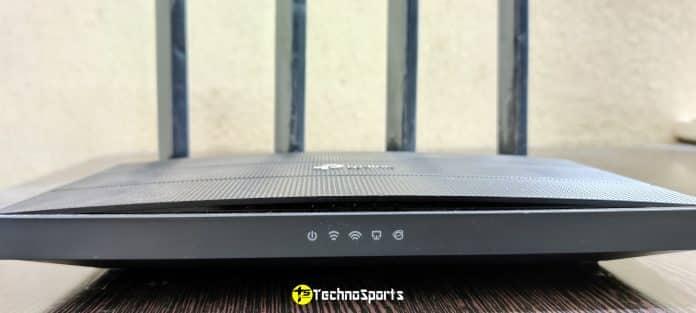 TP-Link Archer A6 Smart WiFi - 4_TechnoSports.co.in