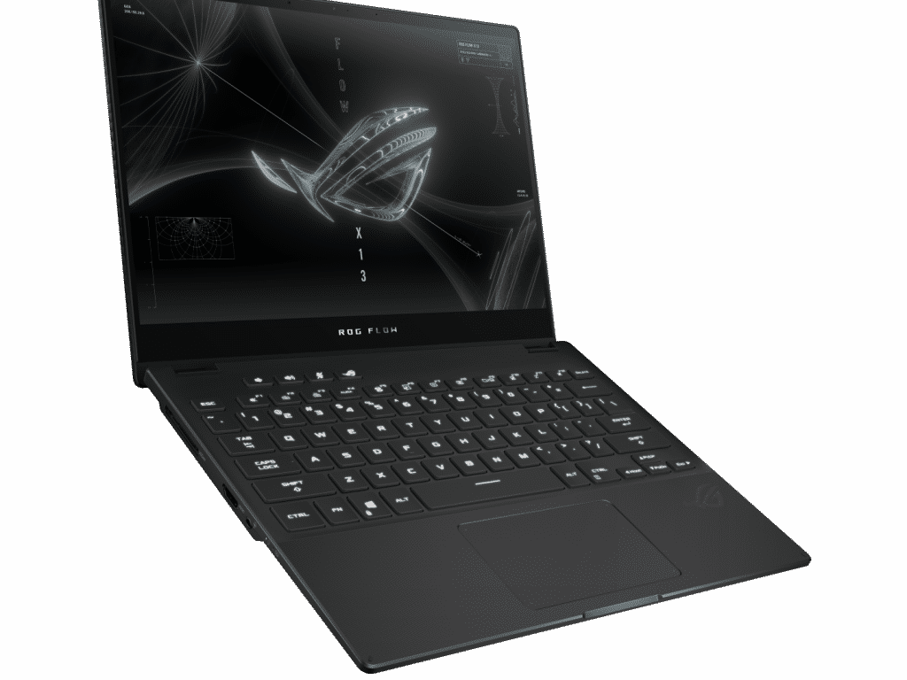 The ROG Flow X13 2-in-1 Ultrabook was launched by Asus.