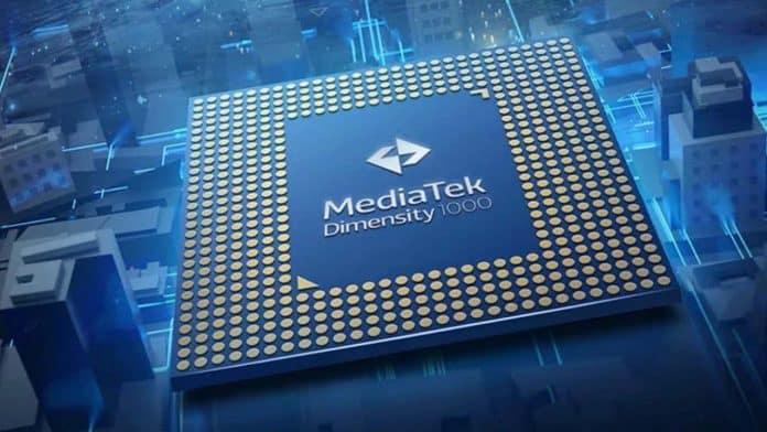 List of smartphones powered by MediaTek Dimensity 1000+ SoC