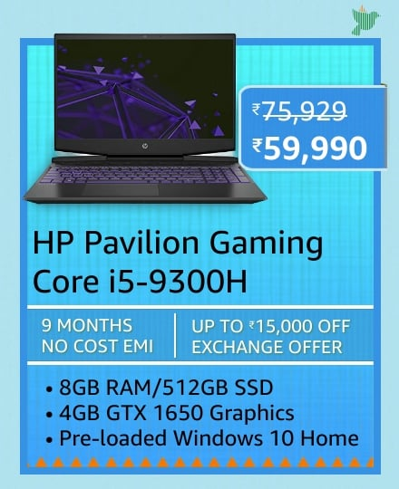 All the Gaming Laptop deals on Amazon Great Republic Day Sale