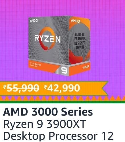 Top deals on Desktop Processors at Amazon's Great Republic Day Sale