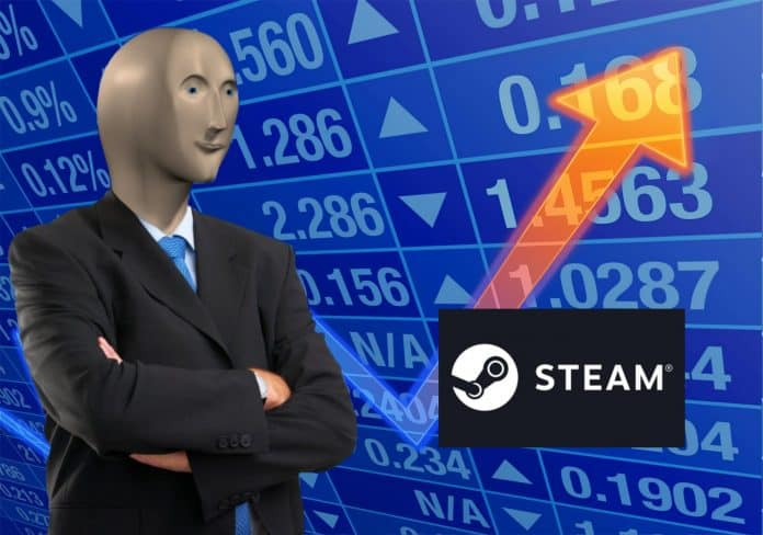 Steam sets a new record of having 26.4 million concurrent users