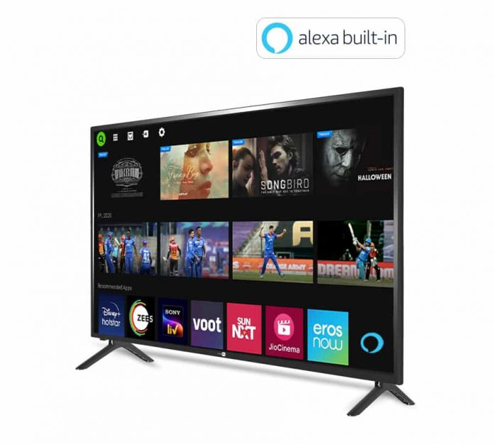 Daiwa Smart TVs with Alexa Built-in now available in 32 inches and 39 inches, prices starting from Rs. 15,990/-